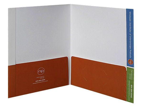 NewPro Corp Pocket Folder