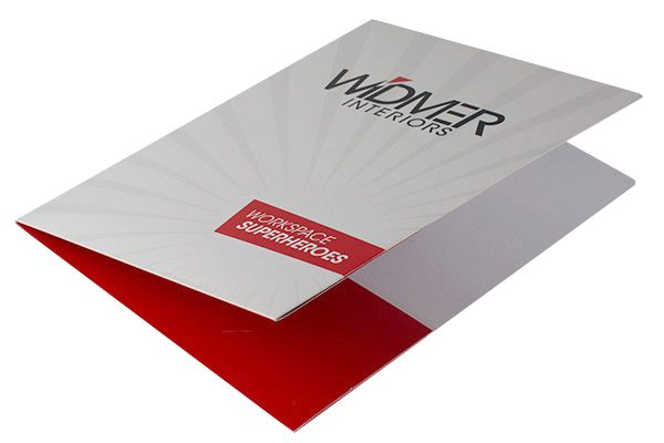 Widmer Interiors Pocket Folder