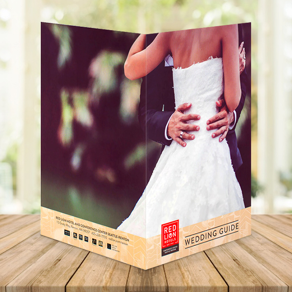 6x9 Presentation Folder | Custom Printed