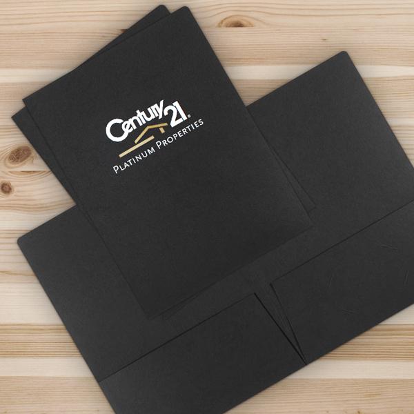 Standard 2 Pocket Presentation Folder | Custom Printed
