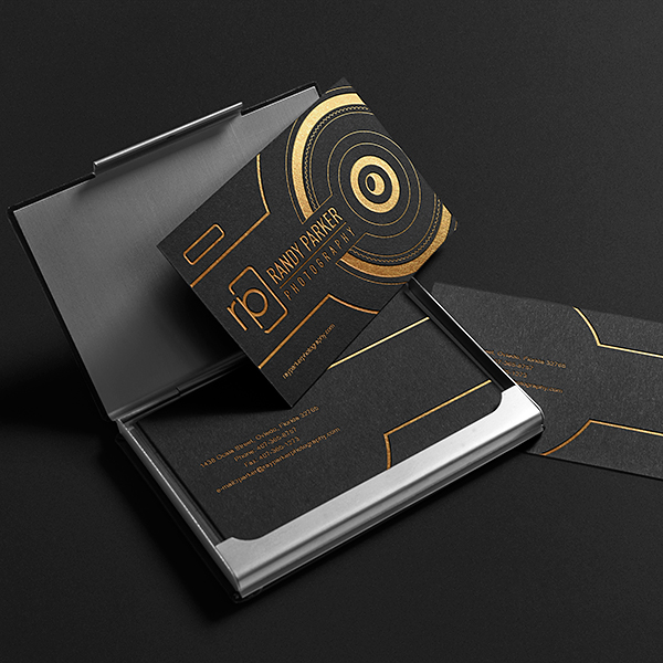 Inspiring Collection of graphy Business Cards