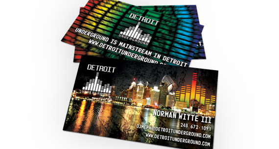 Business card design services creating designs youll love i couldnt be happier with my new business card design not only does it match the companys website it also shows off my appreciation of detroits music colourmoves