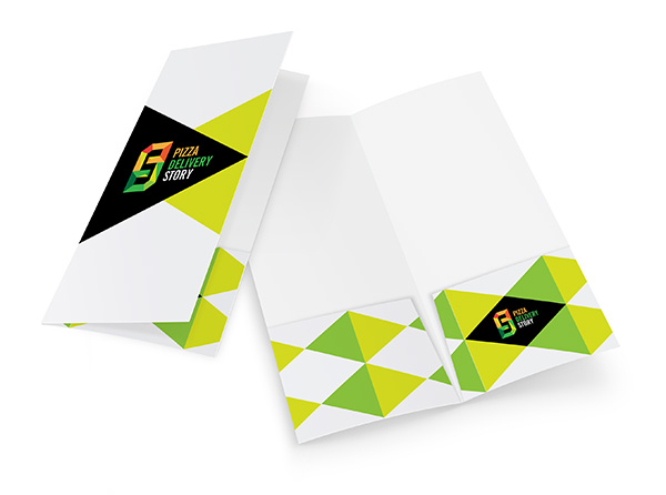 4x6 5x7 Photo Folders | Pocket Folders from 20¢ Custom Printed