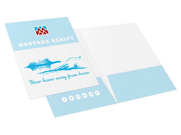 Cheap Presentation Folders on Sale   Discount Folder Printing