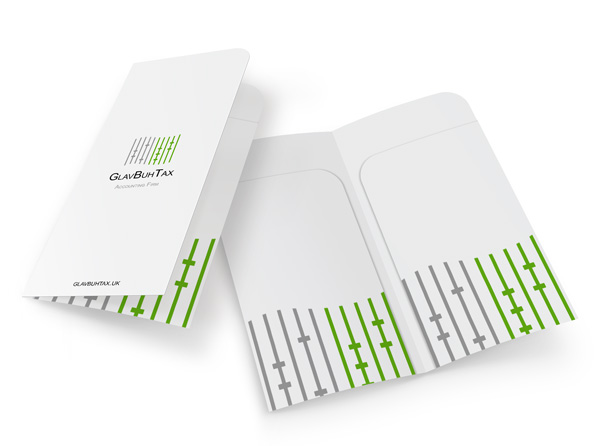 Custom Printed Document Folders