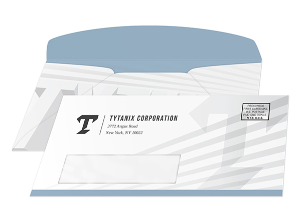 Custom Envelope Printing | Promotional Business Envelopes with Logo