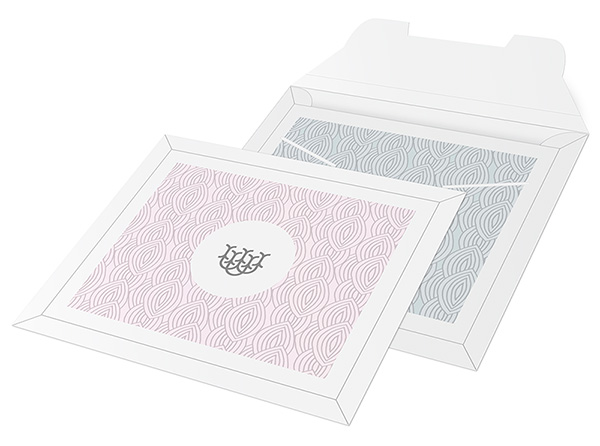 Conformer Expansion Envelopes | Custom Printed from 62¢