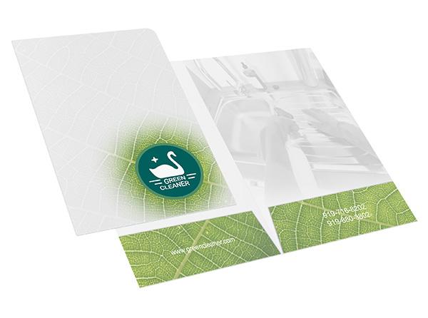 Legal Size Folders | 9x14 Legal Presentation Folders with Pockets
