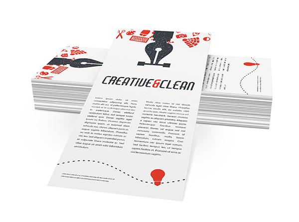 Rack Cards | Custom Rack Card Printing