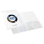 Letter Size Folders | 9x12 Presentation Folders with Pockets