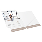 Paper Presentation Folders | Custom Printed from 19¢