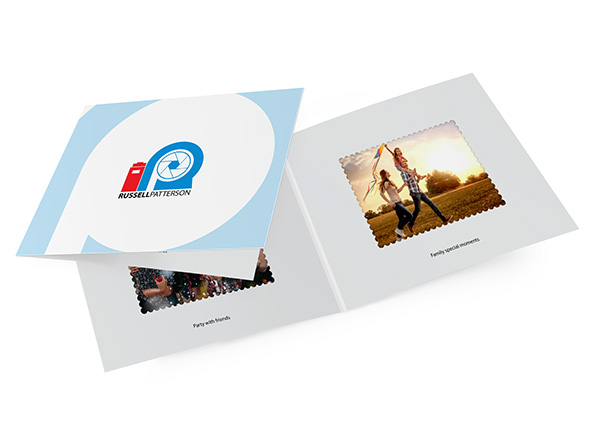 Photo Folders | Custom Printed Photo Presentation Folders