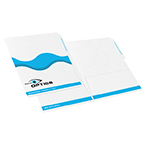 Pocket File Folders