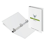 Edge Binders | Custom Turned Edge Binders Printed from $6.58