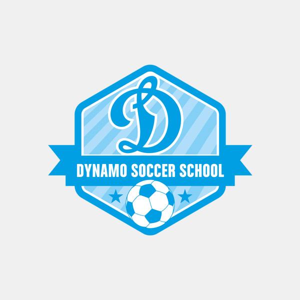 Logo Design - Dynamo Soccer School