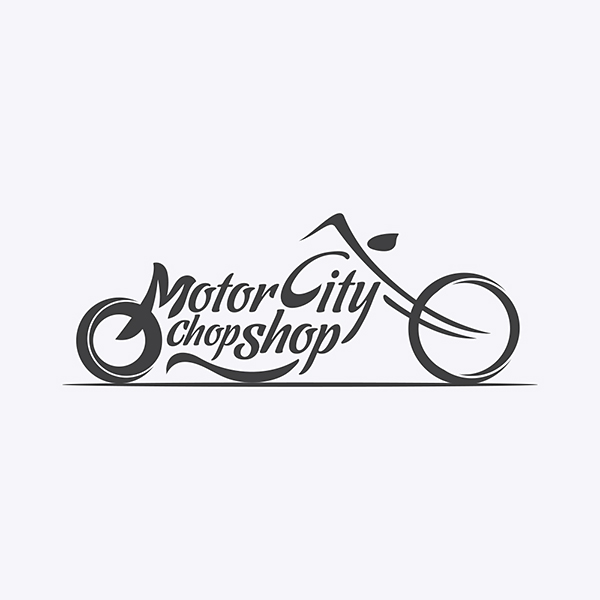 Logo Design - Motor City Chop Shop