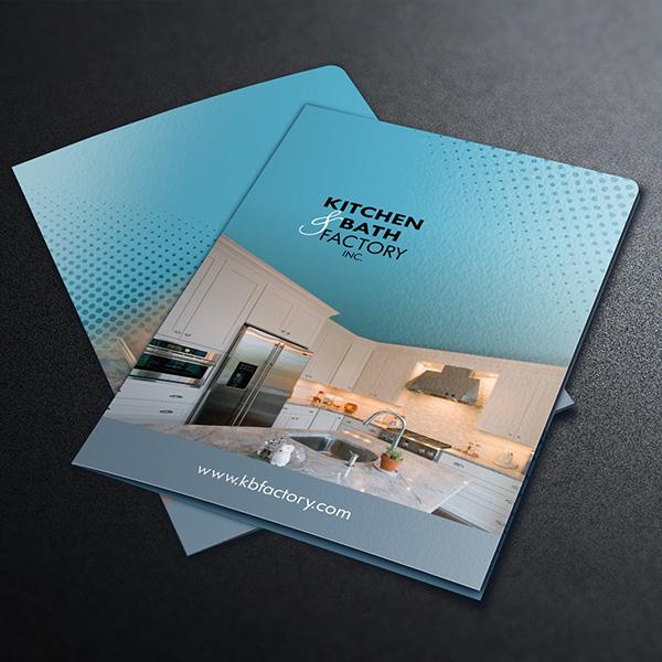Presentation Folder Design Services You\'ll Love