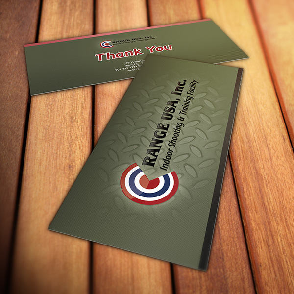 Folder Design - Range USA Inc