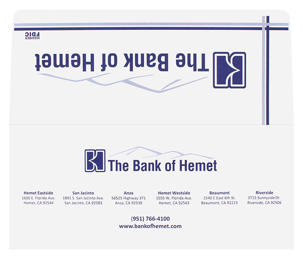 The Bank of Hemet (Back Flat View)