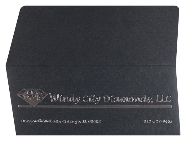 Windy City Diamonds, LLC (Back and Front Open View)