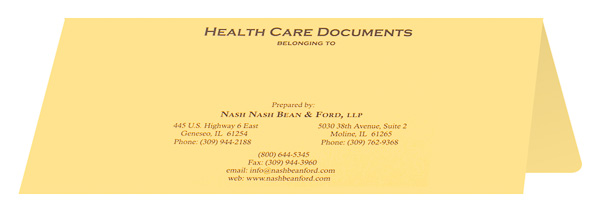 Nash, Nash, Bean & Ford LLP (Front Open View)