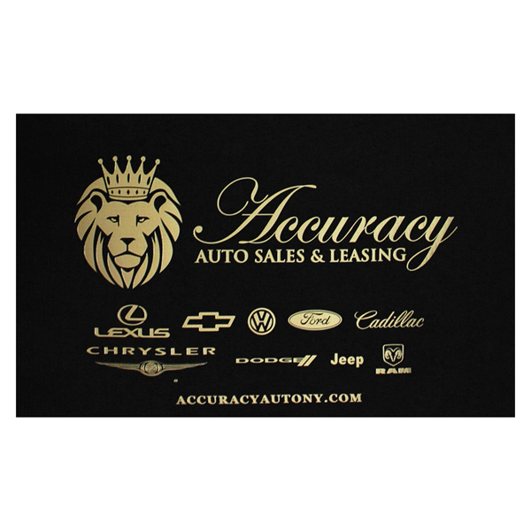 Accuracy Auto Sales & Leasing (Back View)