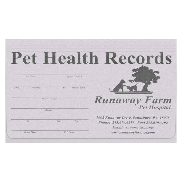 Runaway Farm Pet Hospital (Back View)