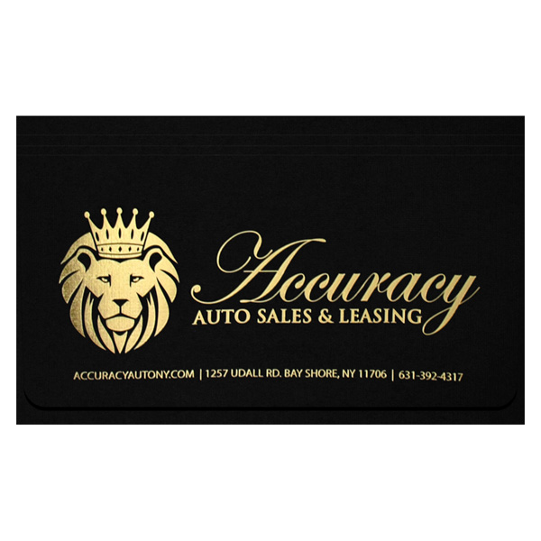 Accuracy Auto Sales & Leasing (Front View)