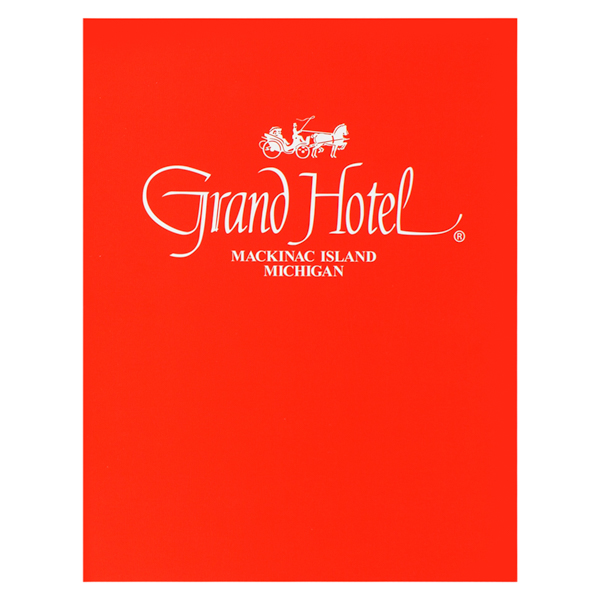 Grand Hotel Mackinac Island (Front View)