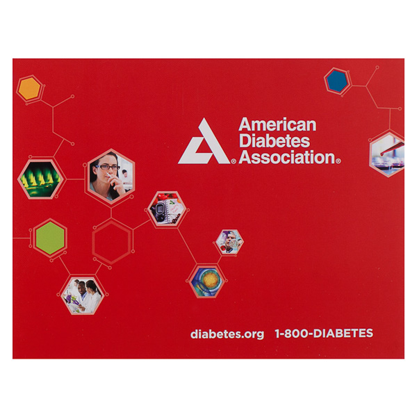 American Diabetes Association (Front View)