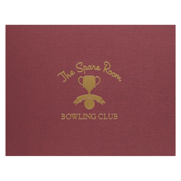 The Spare Room Bowling Club (Front View)