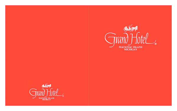 Grand Hotel (Back Flat View)