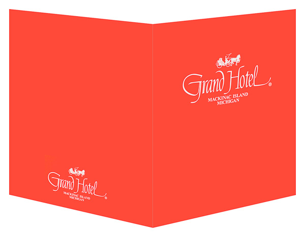 Grand Hotel (Back and Front Open View)