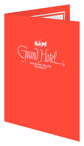 Grand Hotel (Front Open View)