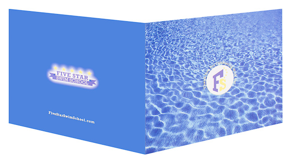 Five Star Swim School (Back and Front Open View)