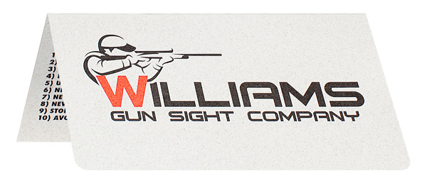 Williams Gun Sight Company (Front Open View)