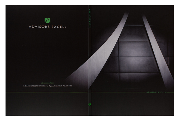 Advisors Excel (Front and Back Flat View)