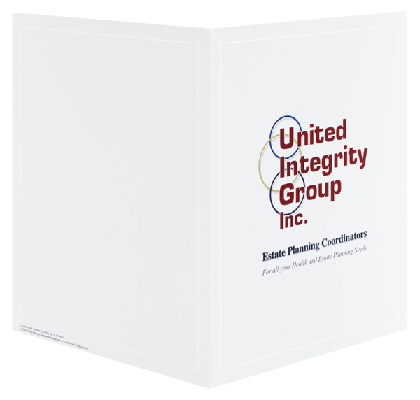 United Integrity Group (Front and Back Open View)