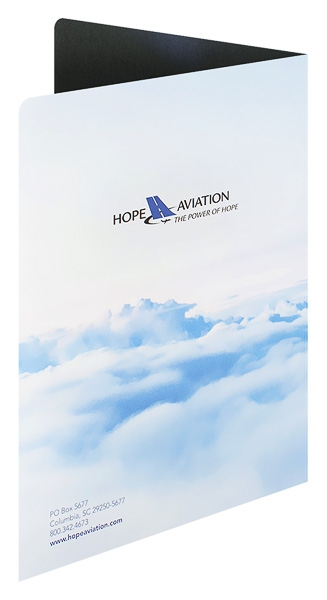 Hope Aviation Insurance (Back Open View)