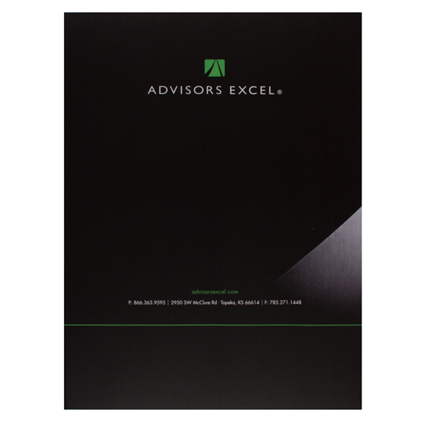 Advisors Excel (Back Flat View)