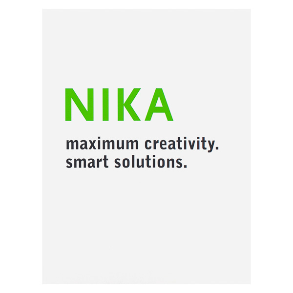 NIKA Solutions (Front View)