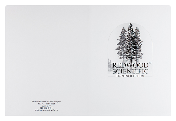 Redwood Scientific Technologies (Back Flat View)