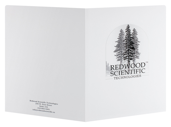 Redwood Scientific Technologies (Back and Front Open View)