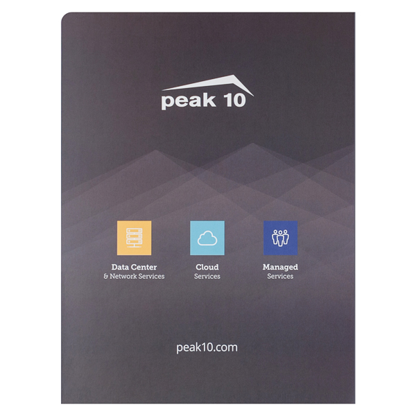 Peak 10 Data Center Solutions (Back View)
