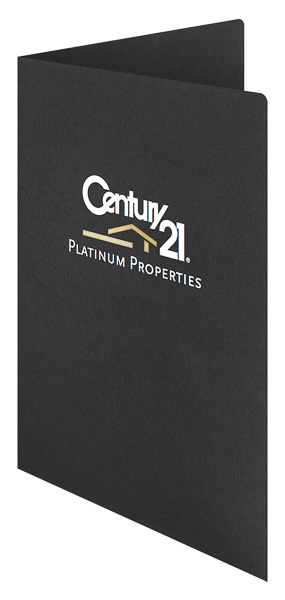Century 21 Platinum Properties (Front Open View)