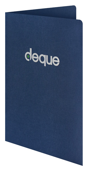 Deque Systems, Inc. (Front Open View)
