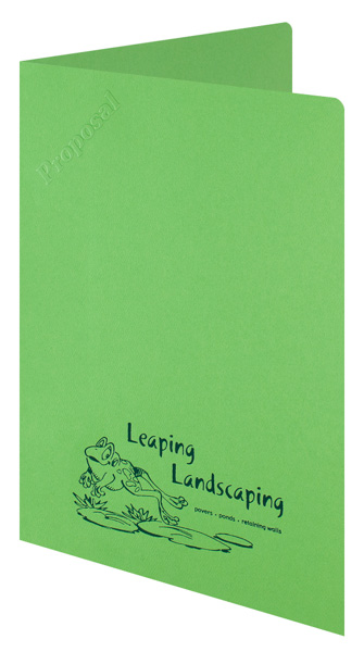 Leaping Landscaping (Front Open View)