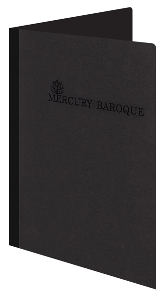 Mercury Baroque (Front Open View)