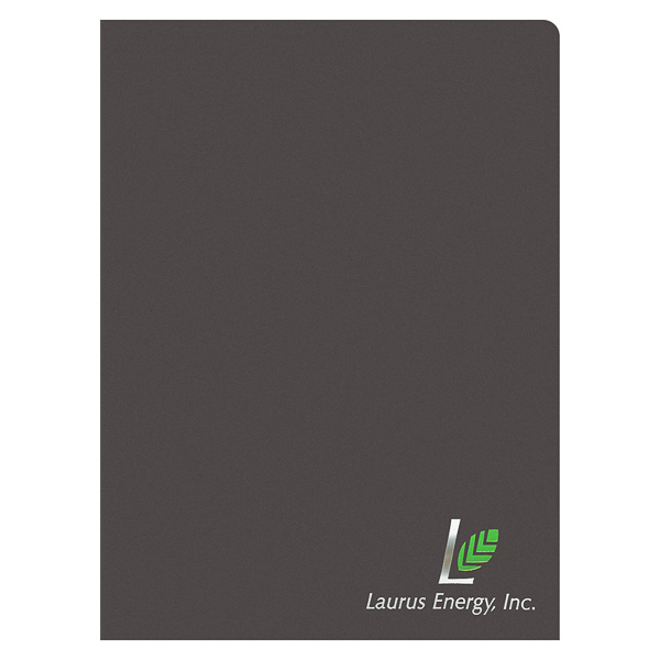Laurus Energy, Inc (Front View)