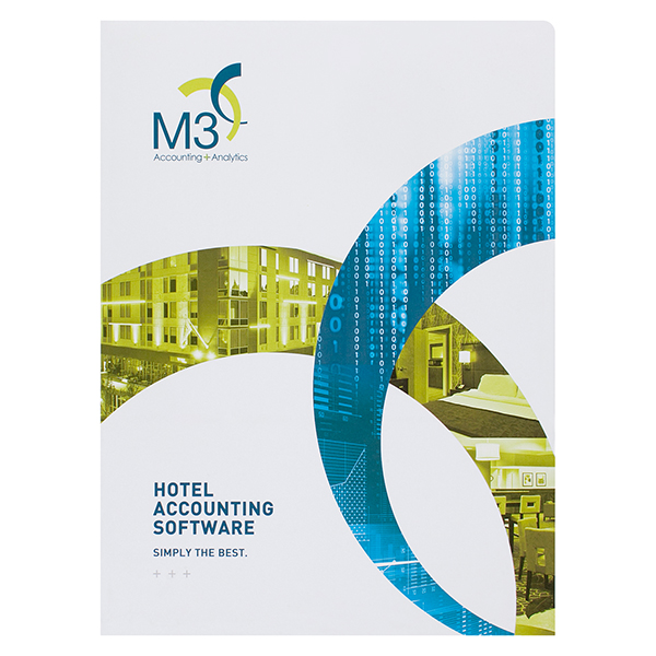 M3 Accounting & Analytics (Front View)